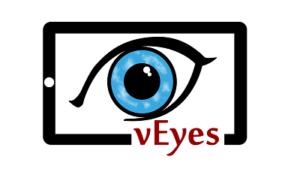 Logo di vEyes ONLUS